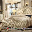 Baru Set Kamar Tidur Mewah Luxury Ivory MF101