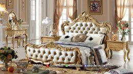Beautiful Kamar Set Mewah Jepara Luxury Dionne MF206