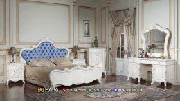 Desain Kamar Tidur 1 Set Luxury Marina Blue MF122