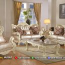 Desain Sofa Minimalis Jepara Model Terbaru Luxury Shinning MF236
