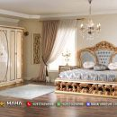 Dipan Mewah, Kamar Set Mebel Jepara Beautiful Design MF105
