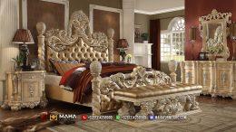 Ide Set Kamar Tidur Mewah Glamorous Kingdom MF124