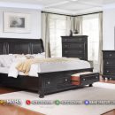 Jual Dipan Tempat Tidur Kamar Set Minimalis Exclusive MF138