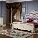Jual Kamar Set Mewah Cantik Mewah Terbaru Jepara MF203