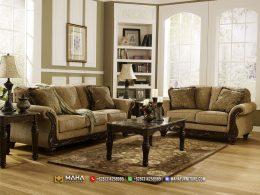Jual Kursi Sofa Tamu Klasik Vintage Special Unique Design MF152