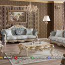 Jual Set Sofa Mewah Jepara Be The First MF63