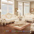 Jual Set Sofa Mewah Jepara New, Ukir Klasik Special MF76