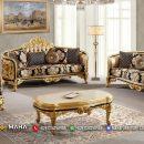 Model Set Sofa Tamu Mewah Jepara Luxury Beautiful MF208