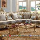 Model Sofa Tamu Mewah Terbaru Best Design Luxury 2021 MF22