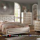 Model Tempat Tidur Minimalis Beautiful MF132