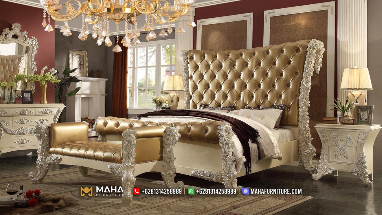 Set Kamar Terbaru Ukiran Mewah Luxurious Glamorous Roses MF103