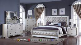Set Kamar Tidur Klasik Luxury Metalic MF125