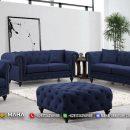 Set Sofa Tamu Minimalis Jepara Terbaru Sweet Berry MF231