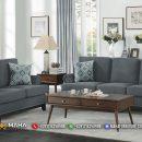 Set Sofa Tamu Minimalis Jepara Vintage New Produk MF45