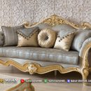 Sofa Mewah Jepara 3 Seater Luxury Carving New Model 2021 MF33