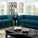 Sofa Minimalis Mewah Jepara Chester Ocean Exclusive MF92