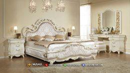 Terbaru Kamar Set Mewah Gaya Eropa Luxury Beautiful MF112