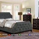 Terbaru Kamar Set Tempat Tidur Minimalis Desain Modern MF195