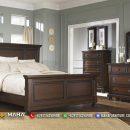 Terbaru Tempat Tidur Model Minimalis Klasik Modern MF129