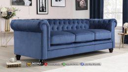 Diskon Sofa Tamu Minimalis Mewah Chesterfield Marina MF241