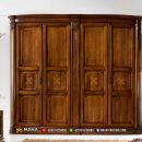 Elegant vintage lemari pakaian jepara good quality MF301