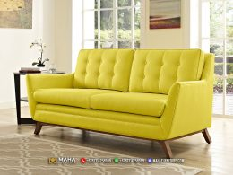 Harga Sofa Jepara Terbaru Fresh Yellow Butter Beautiful MF258