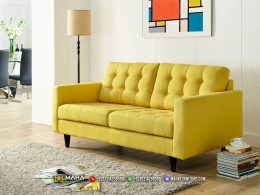 Harga Sofa Terbaru Minimalis Klasik Elegant Canary MF257