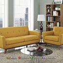 Ide Sofa Minimalis Modern Elegan Beauty Honey MF252