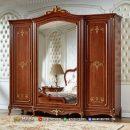 Inspirasi Lemari Pakaian Jati Asli Jepara Solid Wood MF311