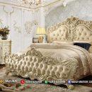 Tempat Tidur Mewah Sultan Glamorous 100% High Quality MF345