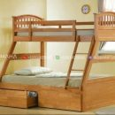 tempat tidur tingkat anak